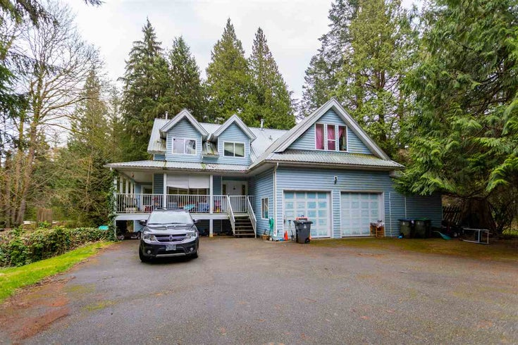 3024 BALSAM CRESCENT - Sunnyside Park Surrey House with Acreage for sale, 6 Bedrooms (R2554293)