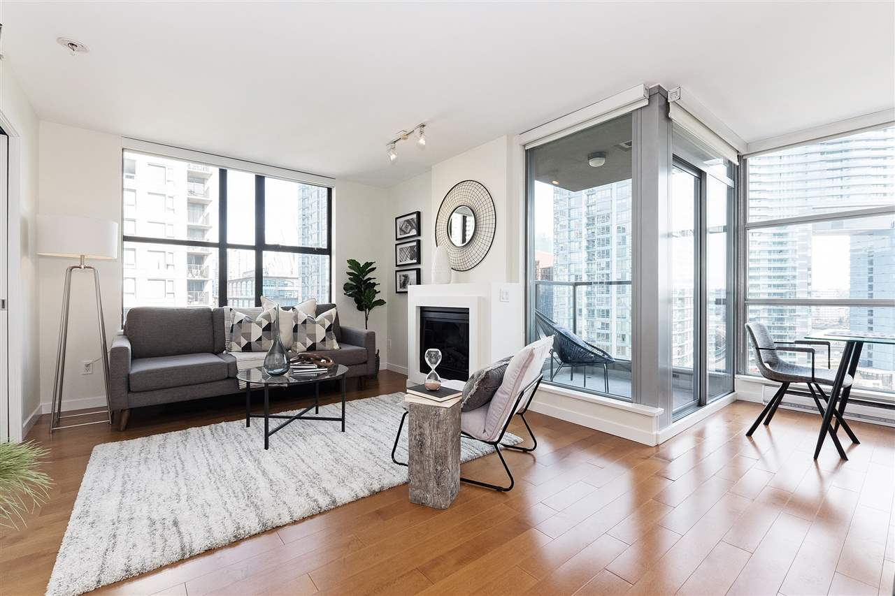 1103 989 BEATTY STREET - Yaletown Apartment/Condo for sale, 1 Bedroom (R2554317) - #1