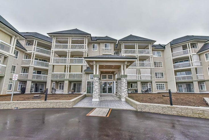 108 22022 49 AVENUE - Murrayville Apartment/Condo for sale, 2 Bedrooms (R2554351)