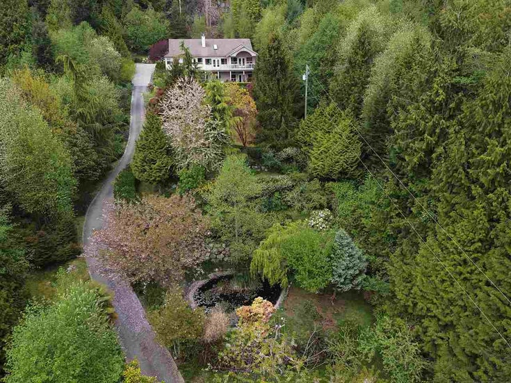 6966 SUNSHINE COAST HIGHWAY - Sechelt District House with Acreage for sale, 6 Bedrooms (R2554420)