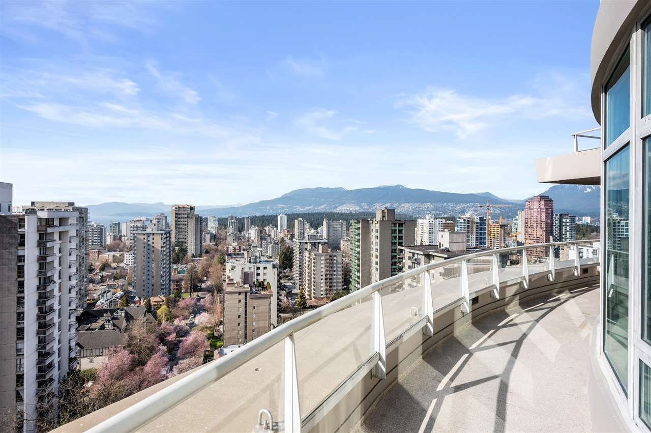 1804 1277 NELSON STREET - West End VW Apartment/Condo for sale, 2 Bedrooms (R2554431) - #1