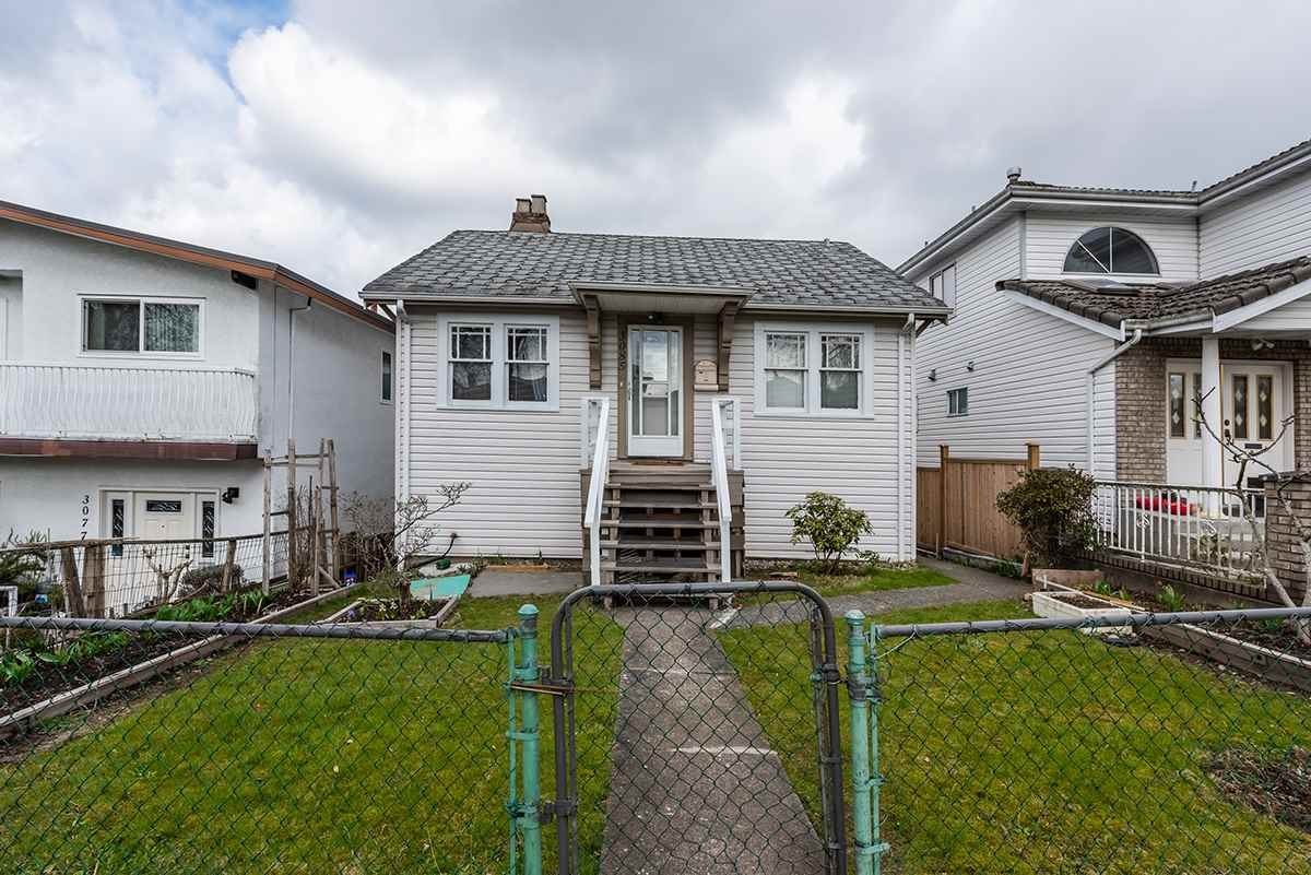 3085 E 28TH AVENUE - Renfrew Heights House/Single Family for sale, 5 Bedrooms (R2554465) - #1