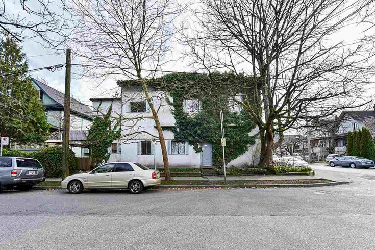 1804 GRANT STREET - Grandview Woodland House/Single Family for sale, 5 Bedrooms (R2554509)