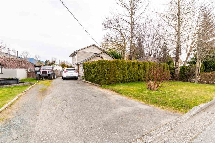 45595 LEWIS AVENUE - Chilliwack N Yale-Well House/Single Family for sale, 4 Bedrooms (R2554582)