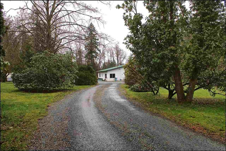 26550 64 AVENUE - County Line Glen Valley House with Acreage for sale, 1 Bedroom (R2554597)