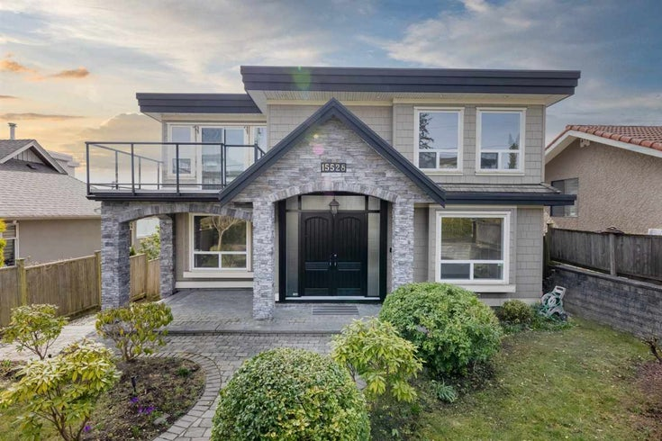 15528 CLIFF AVENUE - White Rock House/Single Family for sale, 6 Bedrooms (R2554604)