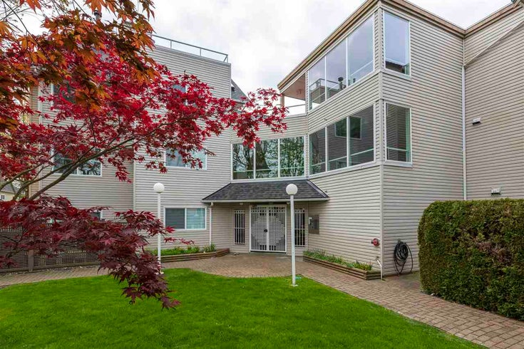 206 4988 47A AVENUE - Ladner Elementary Apartment/Condo for sale, 2 Bedrooms (R2554669)