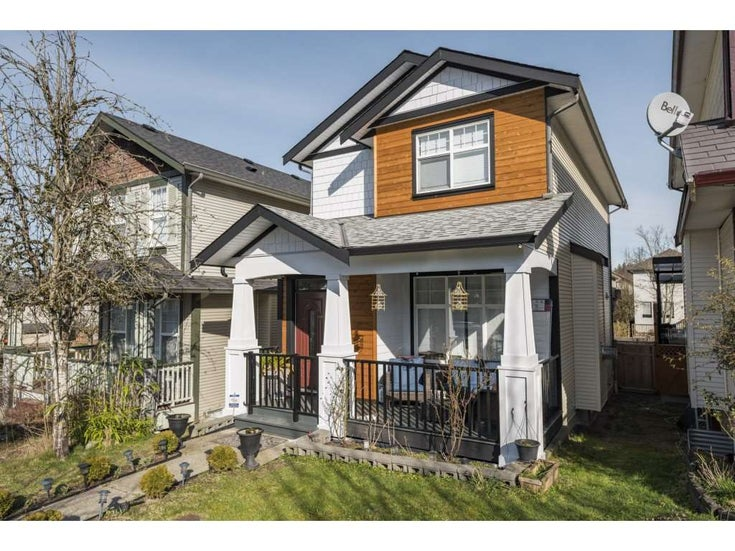 24311 102 AVENUE - Albion House/Single Family for sale, 4 Bedrooms (R2554699)