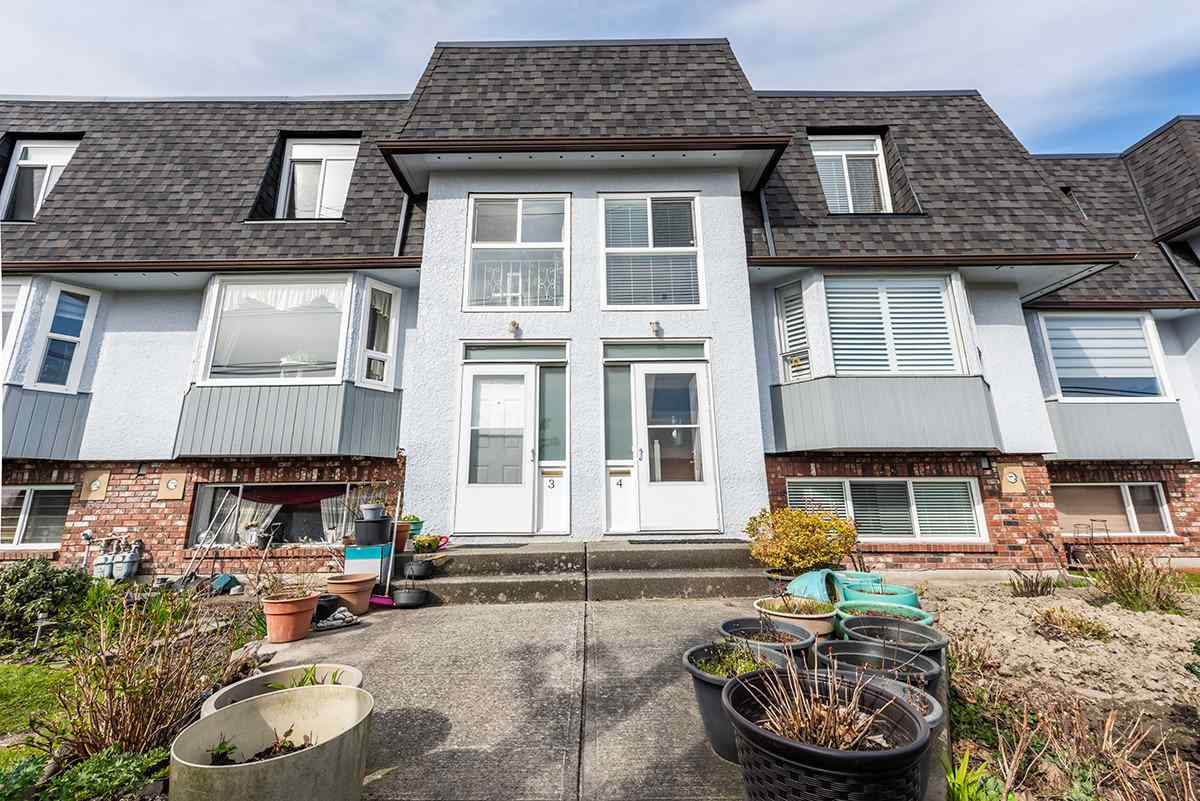 4 8311 STEVESTON HIGHWAY - South Arm Townhouse for sale, 3 Bedrooms (R2554716)