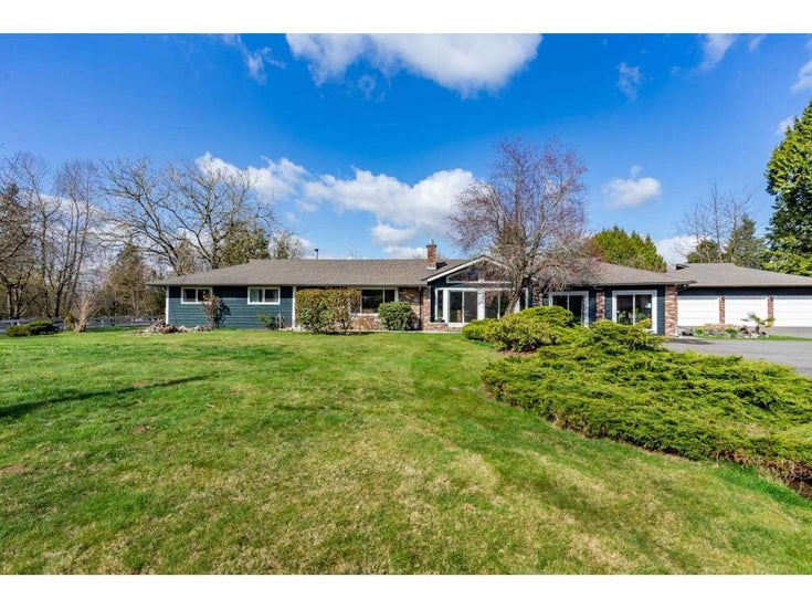 25845 62 AVENUE - County Line Glen Valley House with Acreage for sale, 4 Bedrooms (R2554789)
