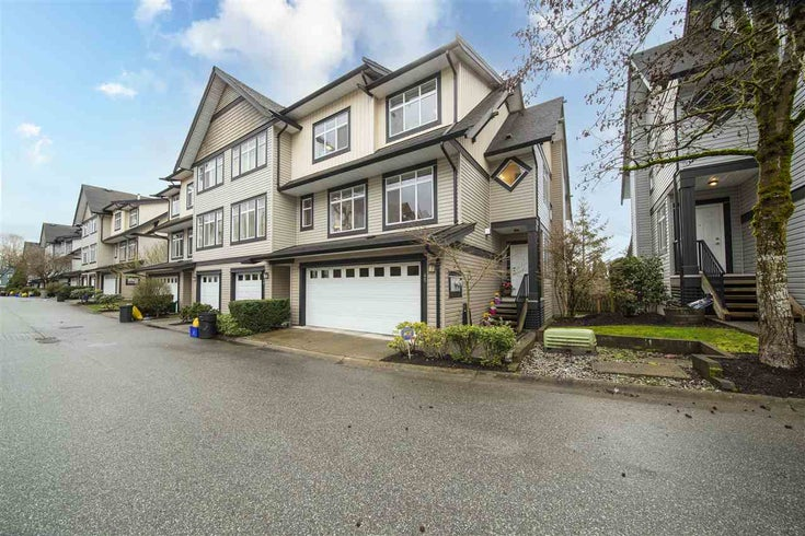45 19932 70 AVENUE - Willoughby Heights Townhouse for sale, 4 Bedrooms (R2554895)