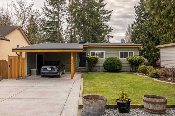 13710 MALABAR AVENUE - White Rock House/Single Family for sale, 3 Bedrooms (R2554953)