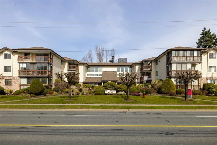 206 32055 OLD YALE ROAD - Abbotsford West Apartment/Condo for sale, 2 Bedrooms (R2555100)