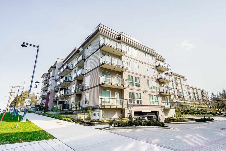 514 13768 108 AVENUE - Whalley Apartment/Condo for sale, 1 Bedroom (R2555270)