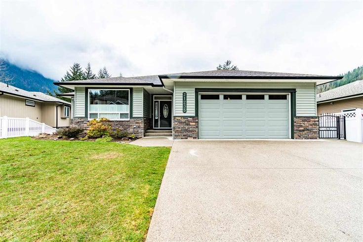21235 KETTLE VALLEY PLACE - Hope Kawkawa Lake House/Single Family for sale, 3 Bedrooms (R2555302)