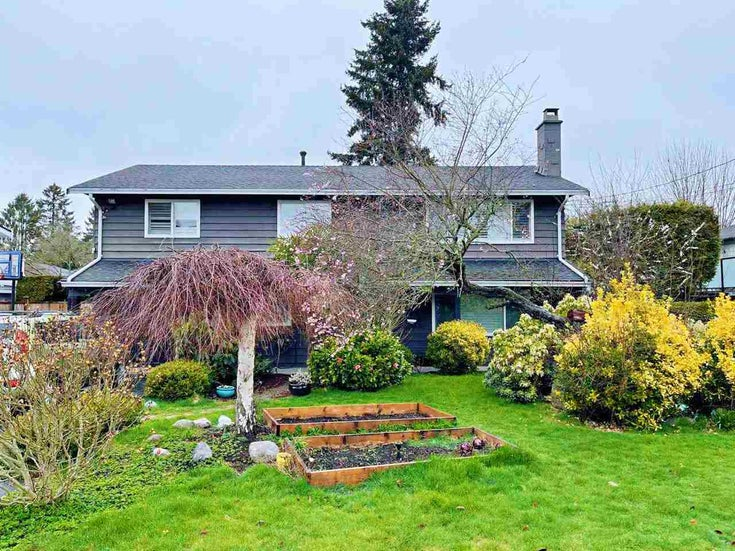 5143 N WHITWORTH CRESCENT - Ladner Elementary House/Single Family for sale, 4 Bedrooms (R2555307)