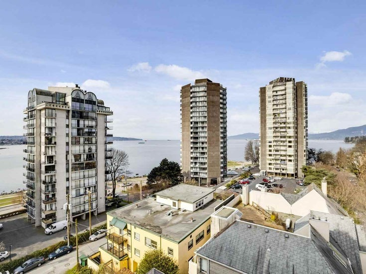 802 1534 HARWOOD STREET - West End VW Apartment/Condo for sale, 1 Bedroom (R2555374)