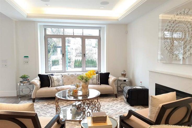 3412 W 43RD AVENUE - Southlands 1/2 Duplex for sale, 6 Bedrooms (R2555475)