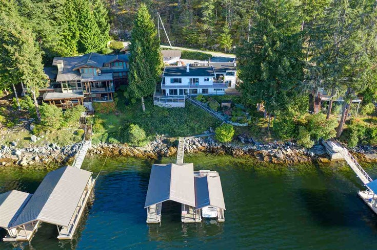 4976 JOHNSTONE ROAD - Pender Harbour Egmont House/Single Family for sale, 3 Bedrooms (R2555495)