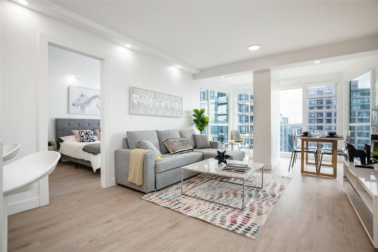2606 939 HOMER STREET - Yaletown Apartment/Condo for sale, 2 Bedrooms (R2555525)