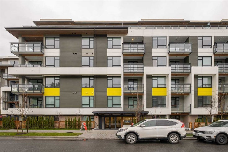 315 3038 ST. GEORGE STREET - Port Moody Centre Apartment/Condo for sale, 2 Bedrooms (R2555633)