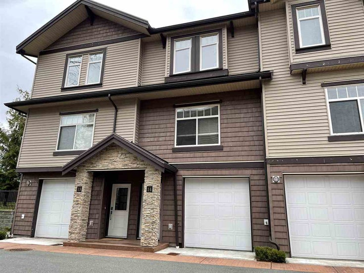 14 2950 LEFEUVRE ROAD - Aberdeen Townhouse for sale, 3 Bedrooms (R2555694)