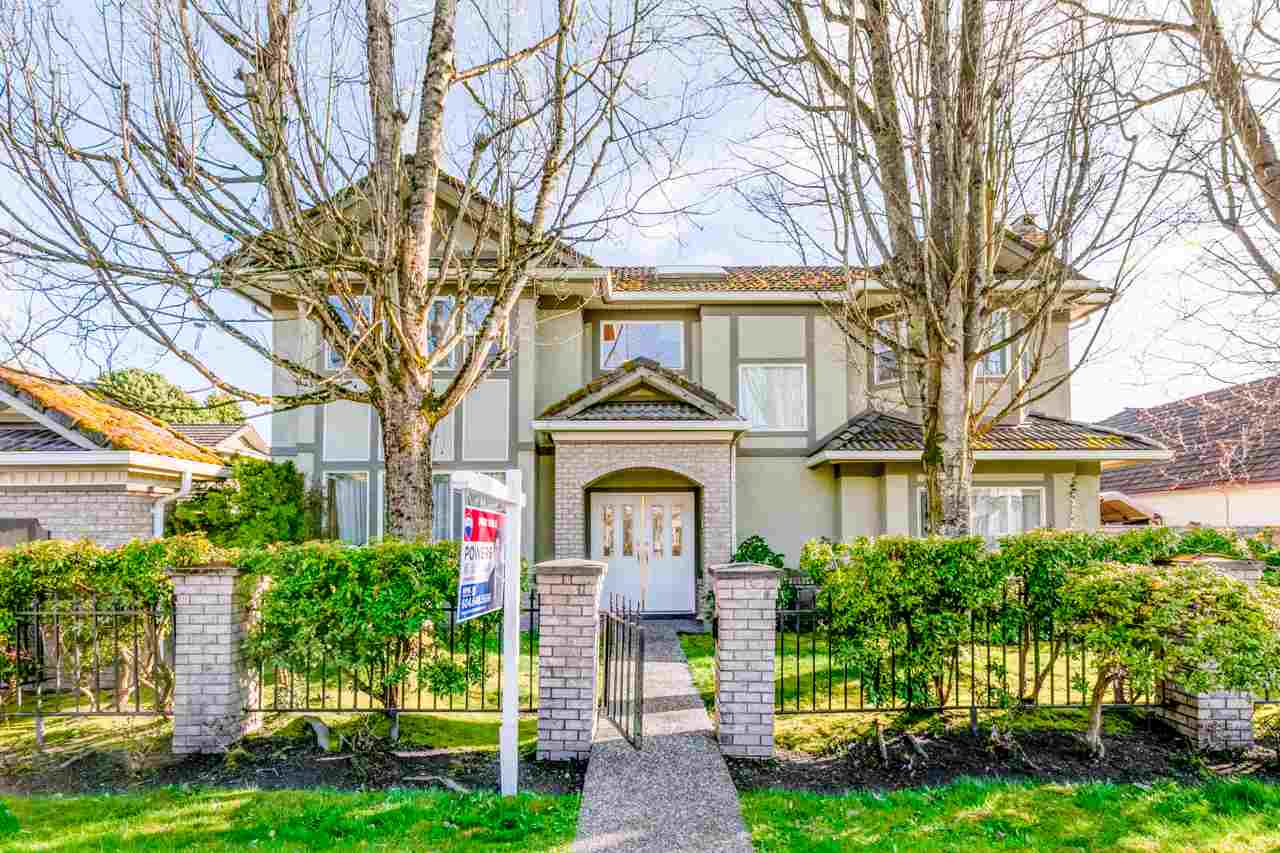1 6700 WILLIAMS ROAD - Woodwards Townhouse for sale, 3 Bedrooms (R2555735)