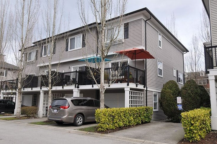 25 11067 BARNSTON VIEW ROAD - South Meadows Townhouse for sale, 2 Bedrooms (R2555842)