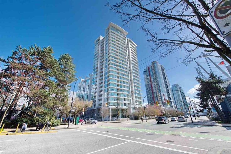 903 161 W GEORGIA STREET - Downtown VW Apartment/Condo for sale, 1 Bedroom (R2555861)