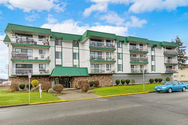 203 46374 MARGARET AVENUE - Chilliwack E Young-Yale Apartment/Condo for sale, 2 Bedrooms (R2555865)