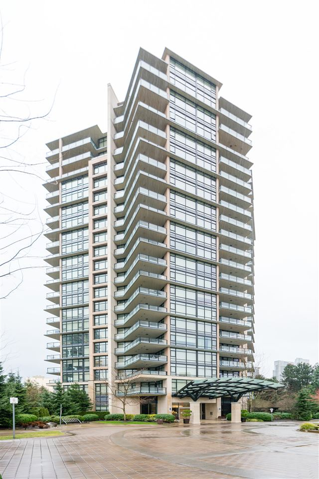 1701 6168 WILSON AVENUE - Metrotown Apartment/Condo for sale, 2 Bedrooms (R2555926)