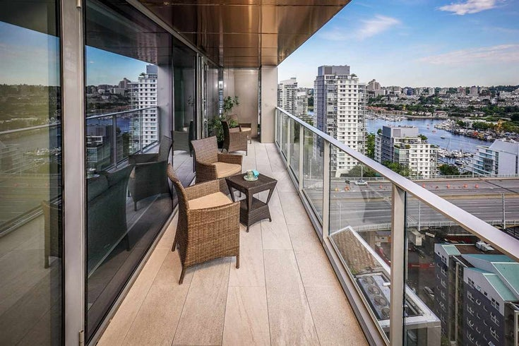 2303 1480 HOWE STREET - Yaletown Apartment/Condo for sale, 1 Bedroom (R2555946)