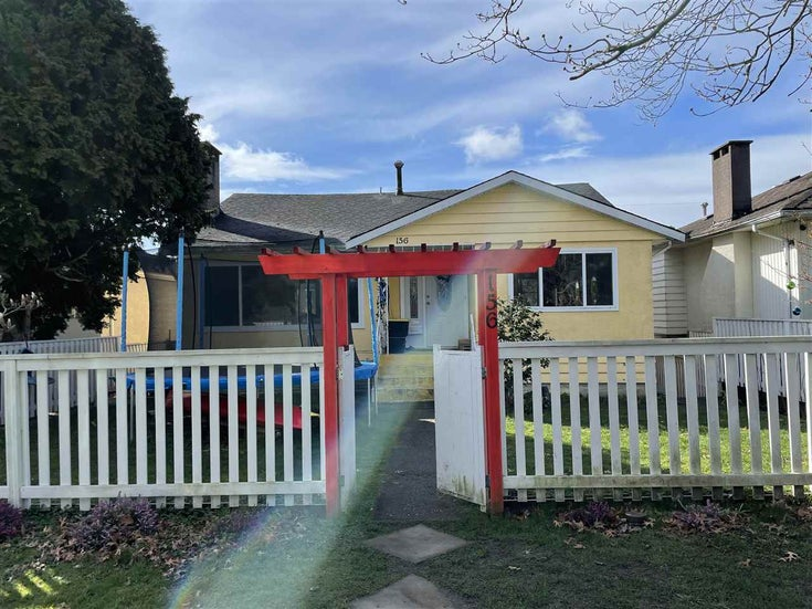 156 W 62ND AVENUE - Marpole House/Single Family for sale, 7 Bedrooms (R2555956)