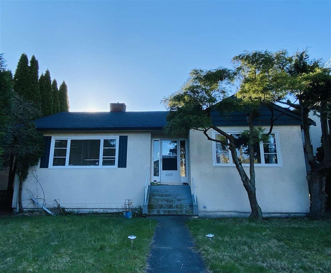 6369 YUKON STREET - Oakridge VW House/Single Family for sale, 3 Bedrooms (R2555998)