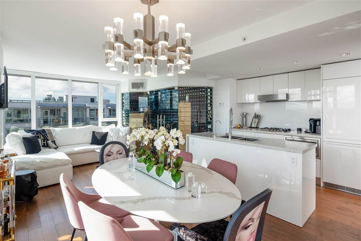 PH8 188 KEEFER STREET - Downtown VE Apartment/Condo for sale, 2 Bedrooms (R2556027)