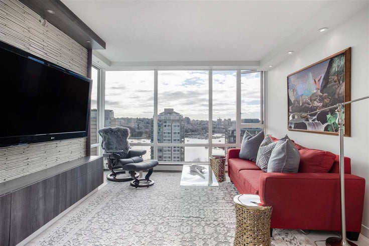 2301 1201 MARINASIDE CRESCENT - Yaletown Apartment/Condo for sale, 2 Bedrooms (R2556097)