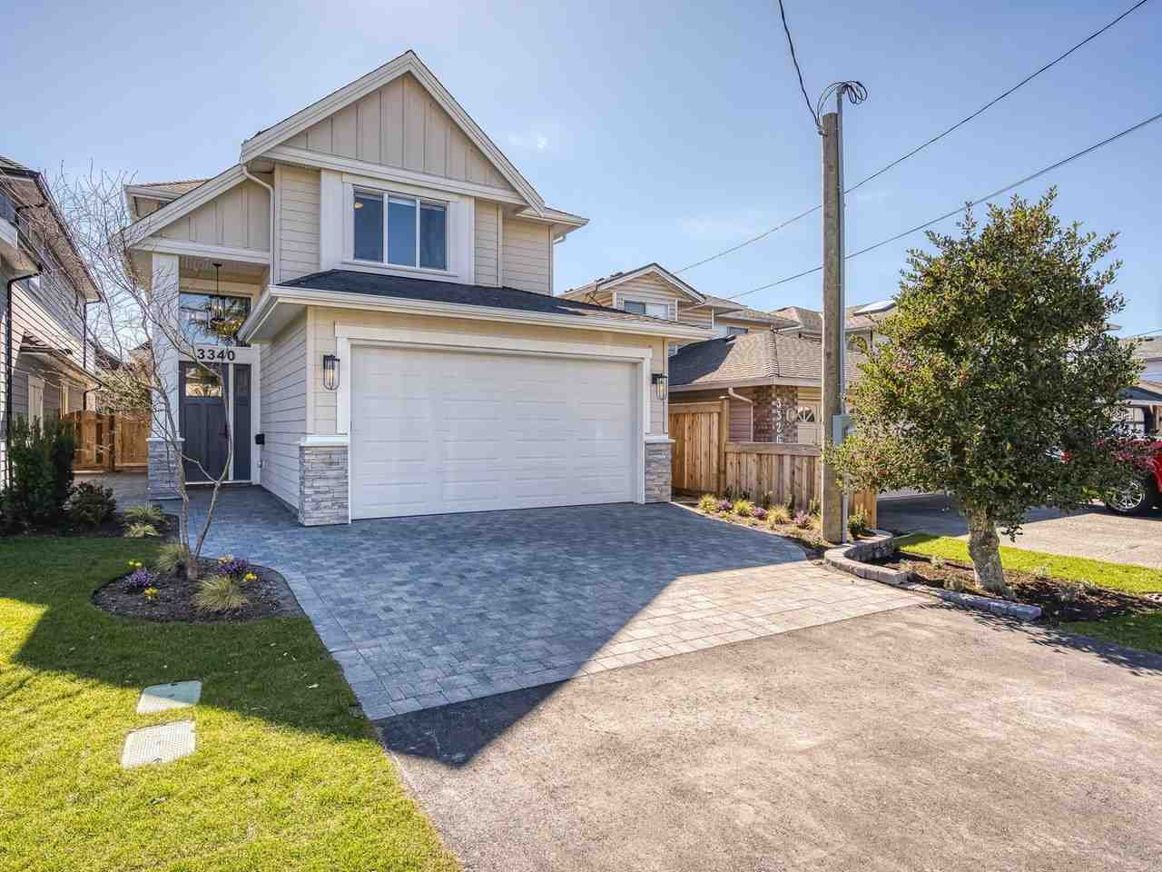 3340 PLEASANT STREET - Steveston Village House/Single Family for sale, 4 Bedrooms (R2556134)