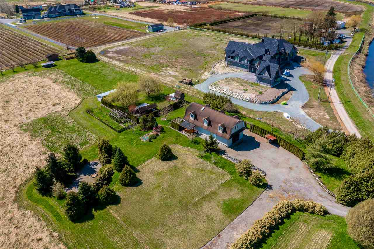 16384 52 AVENUE - Serpentine House with Acreage for sale(R2556324)