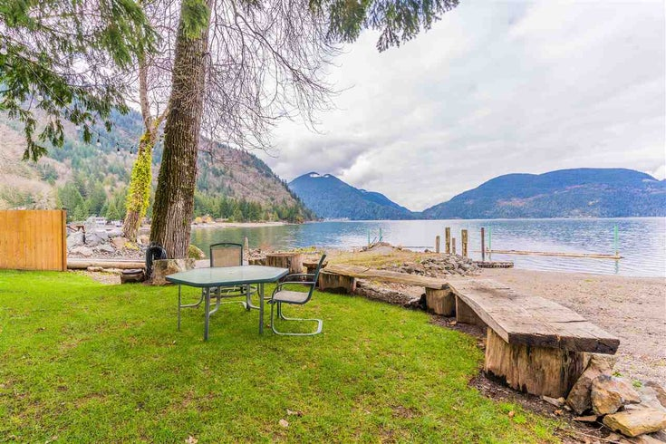 6535 ROCKWELL DRIVE - Harrison Hot Springs House/Single Family for sale, 1 Bedroom (R2556416)