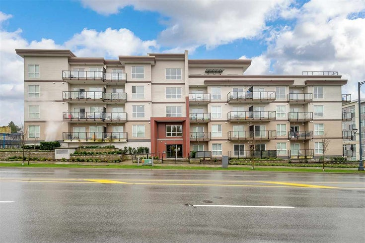 226 13768 108 AVENUE - Whalley Apartment/Condo for sale, 1 Bedroom (R2556418)