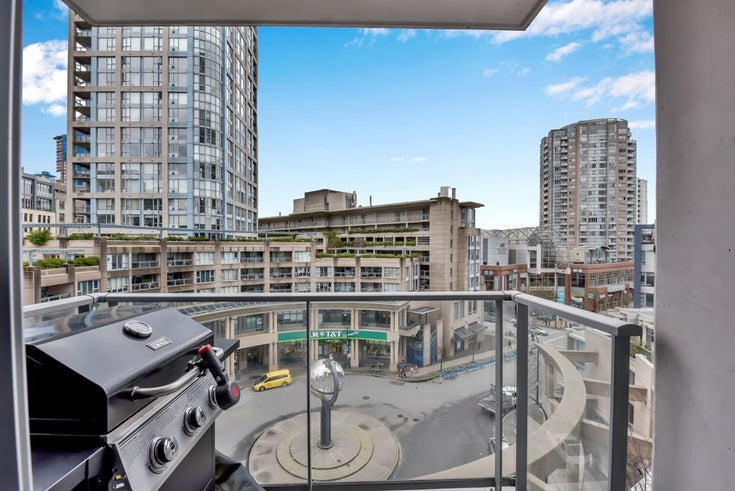 805 188 KEEFER PLACE - Downtown VW Apartment/Condo for sale, 1 Bedroom (R2556541)
