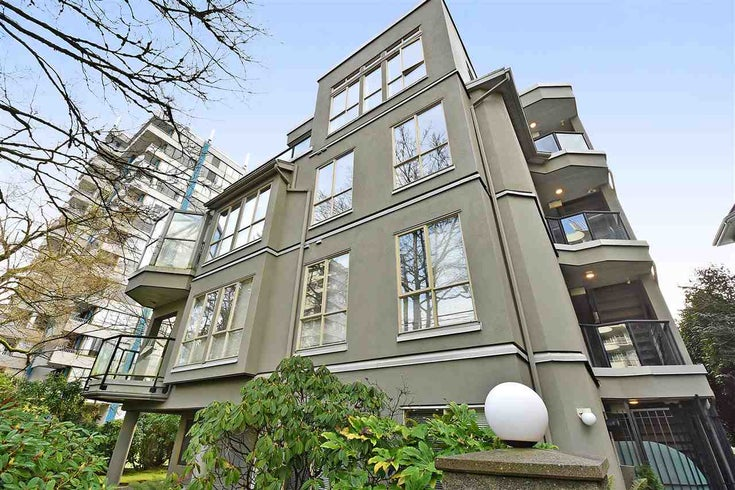 402 4688 W 10TH AVENUE - Point Grey Apartment/Condo for sale, 2 Bedrooms (R2556561)