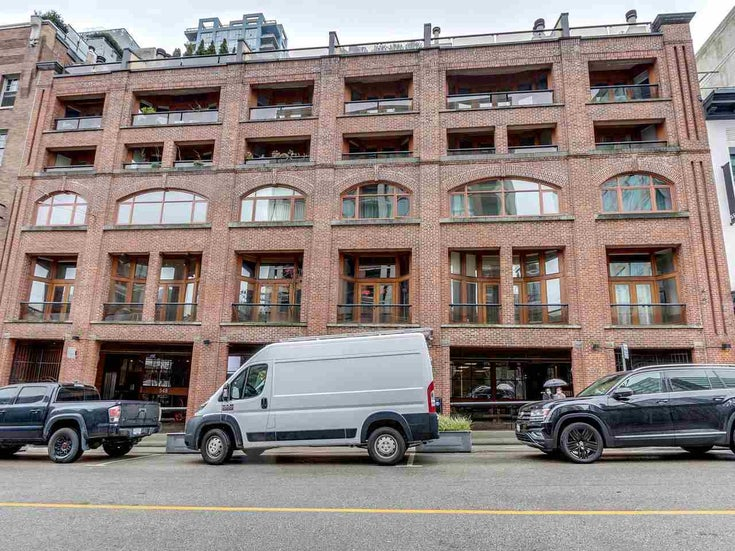 7-10 550 BEATTY STREET - Downtown VW Apartment/Condo for sale, 1 Bedroom (R2556694)