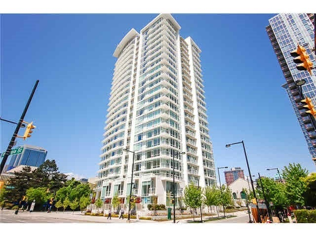 2301 161 W GEORGIA STREET - Downtown VW Apartment/Condo for sale, 1 Bedroom (R2556752)
