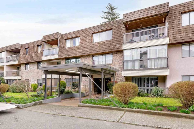 307 32175 OLD YALE ROAD - Abbotsford West Apartment/Condo for sale, 2 Bedrooms (R2556763)