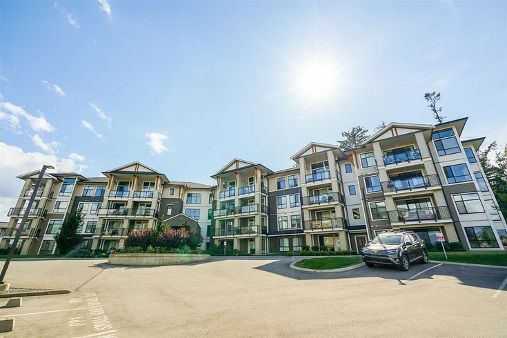 107 45761 STEVENSON ROAD - Sardis East Vedder Rd Apartment/Condo for sale, 2 Bedrooms (R2556874)