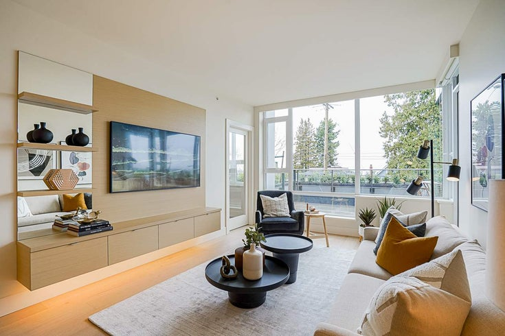 203 3639 W 16TH AVENUE - Point Grey Apartment/Condo for sale, 2 Bedrooms (R2556944)