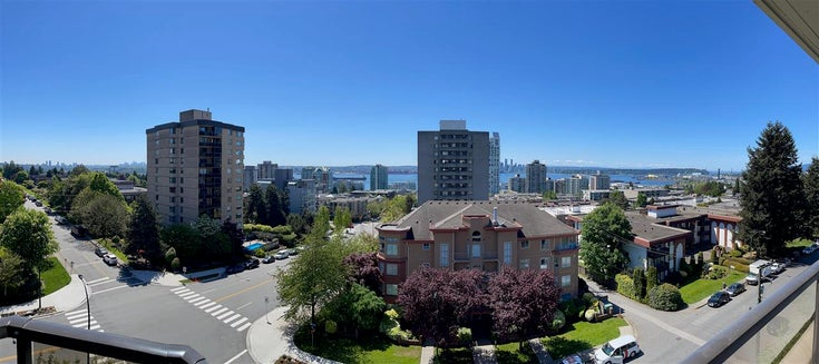 702 505 LONSDALE AVENUE - Lower Lonsdale Apartment/Condo for sale, 2 Bedrooms (R2557000)