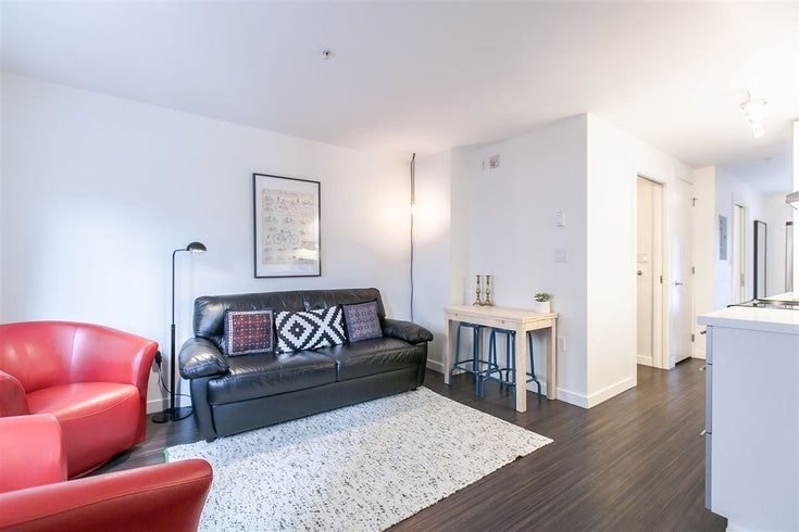 306 370 CARRALL STREET - Downtown VE Apartment/Condo for sale, 1 Bedroom (R2557120)