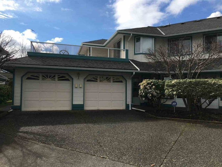 408 7500 COLUMBIA STREET - Mission BC Townhouse for sale, 2 Bedrooms (R2557175)